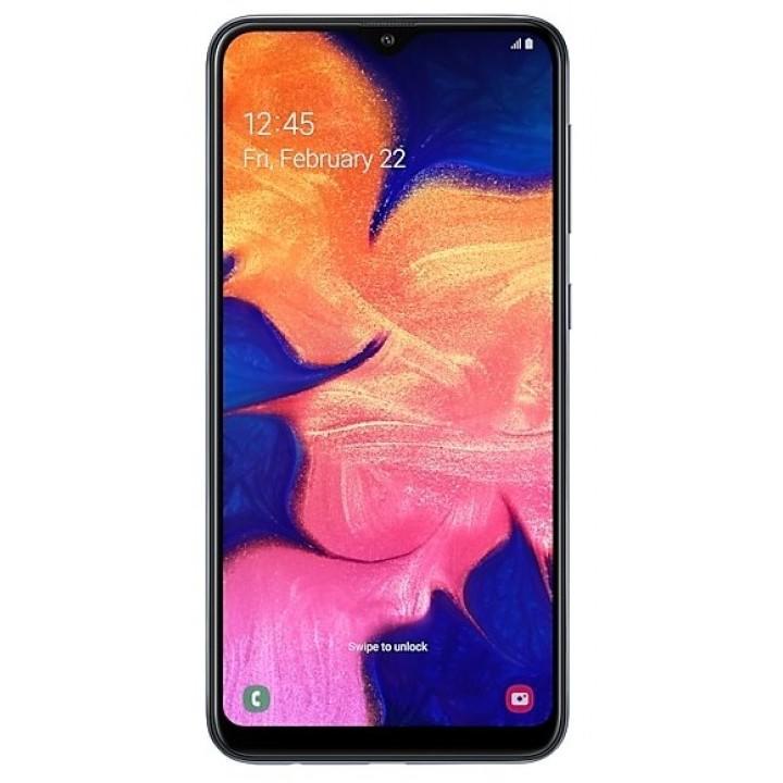 Смартфон Samsung Galaxy A10 2/32Gb Черный