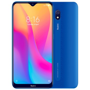 Смартфон Xiaomi Redmi 8A 2/32GB Global Version Синий